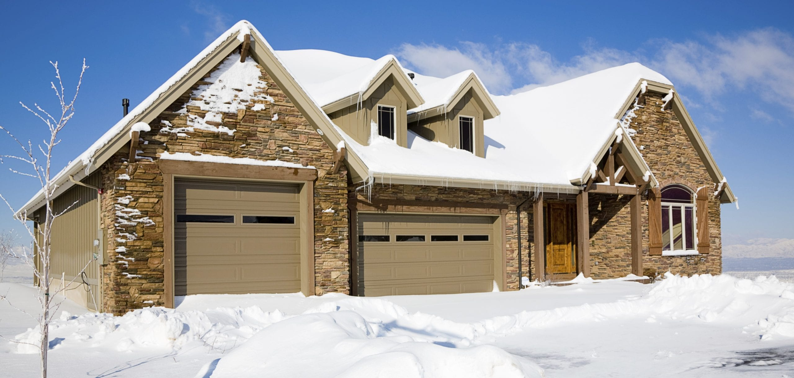 Insulate Your Garage for Winter