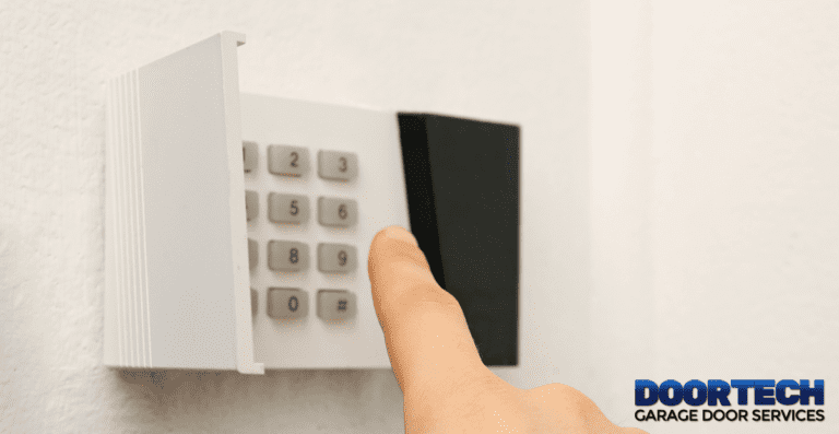 Benefits of Keyless Entry Pad for Your Garage Door