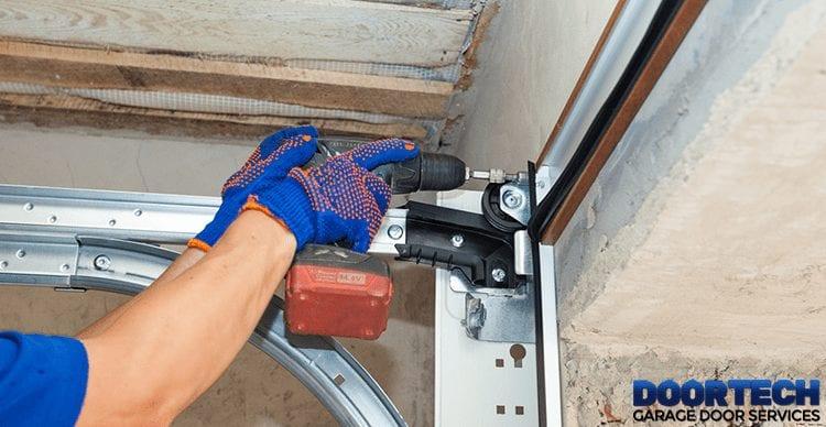 Garage Door Track Repair in Davidsonville featured image