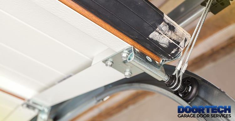 fall garage maintenance tips