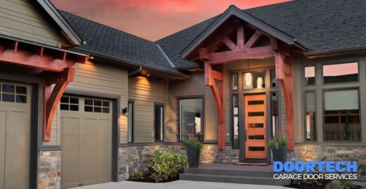 The Best Color for Your Garage Door