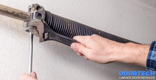 Testing Your Garage Door Springs