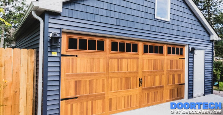 5 Popular Garage Door Looks for 2021