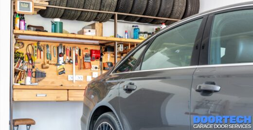 Garage Storage Tips for Cold Weather