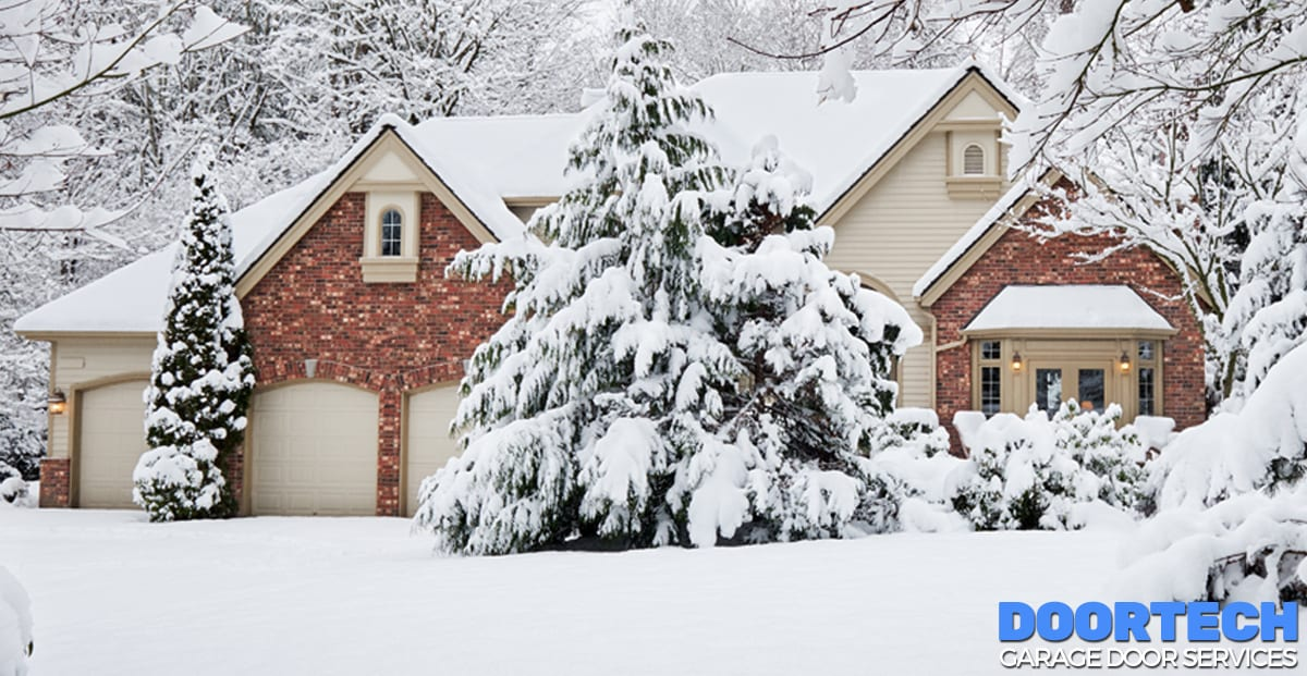 Winterizing Your Garage Door