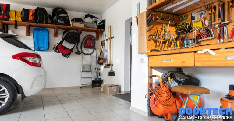 Rethinking Garage Organization