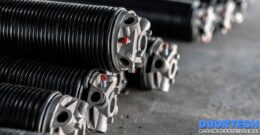 The Two Different Types of Garage Door Springs