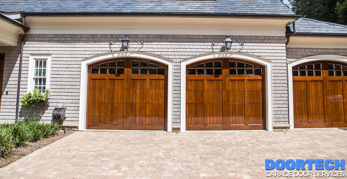Add Curb Appeal With a New Garage Door