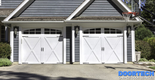 Preventing Sun Damage and Fading on Your Garage Door