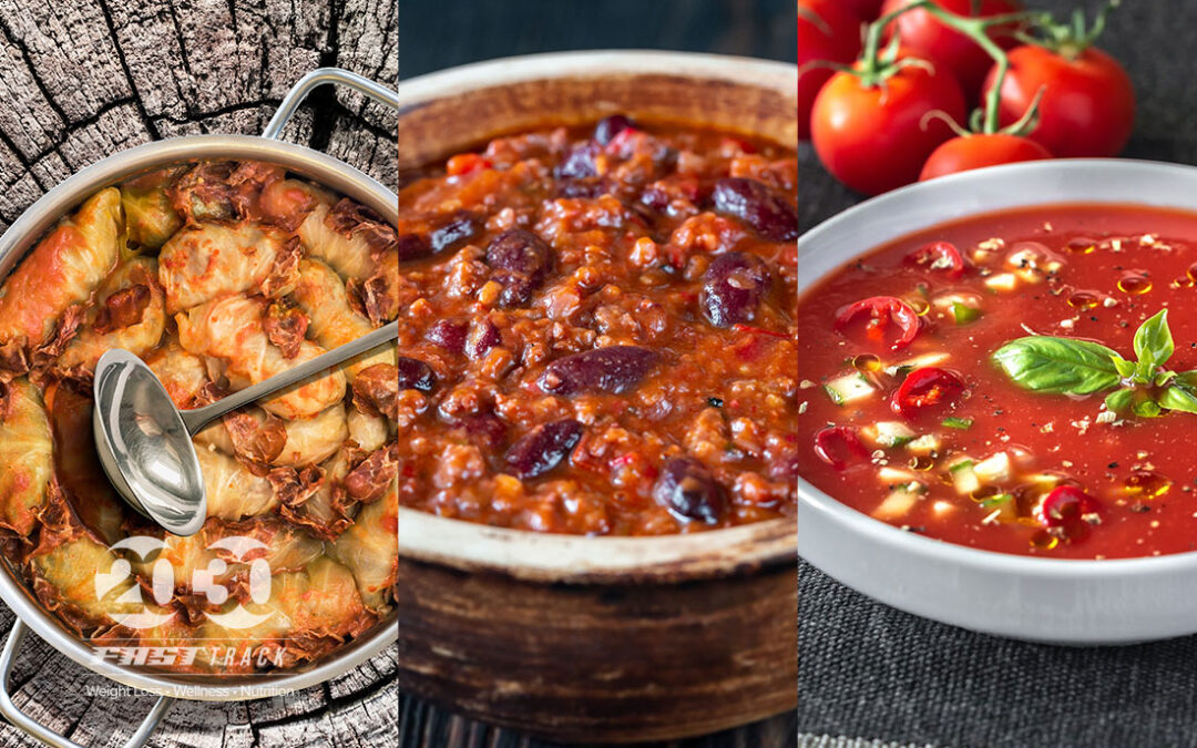 3 Delicious Recipes to Beat the Blahs