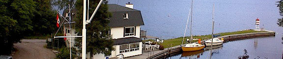 Hawkestone Yacht Club - The Prettiest Little Club On Lake Simcoe