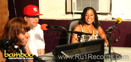 Ru1 at Da Matrix Studio Radio Show (2)
