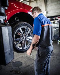 Brake Repair at Quick Lane