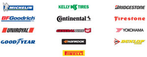 Tire Brands at Quick Lane