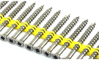 QD Deck Screws, Type17<br />316 Stainless Steel