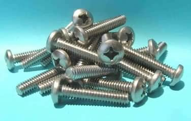Types of screws and when to use them