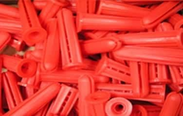 Plastic Screw Anchors<br />Conical