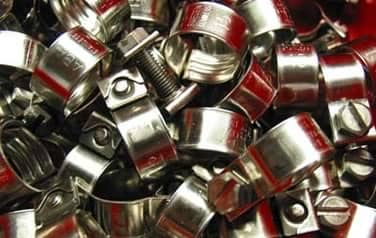ABA Mini Hose Clamps<br />304 Stainless Steel
