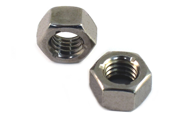 All Metal Nuts<br />18-8 / 304 Stainless Steel