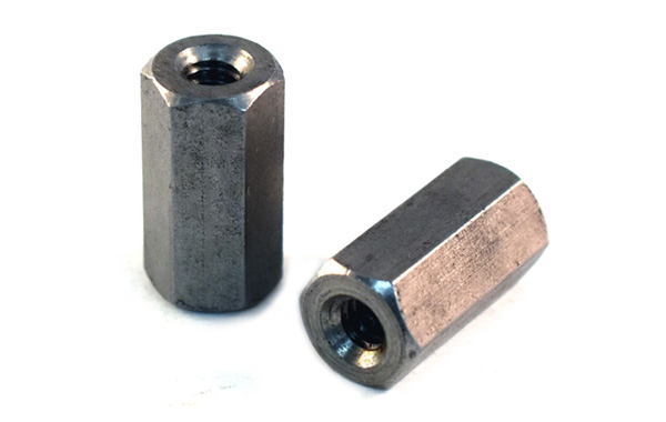 Coupling Nuts<br />18-8 / 304 Stainless Steel