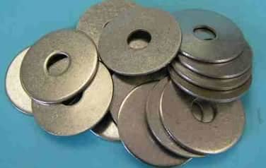 Fender Washers<br />18-8 / 304 Stainless Steel