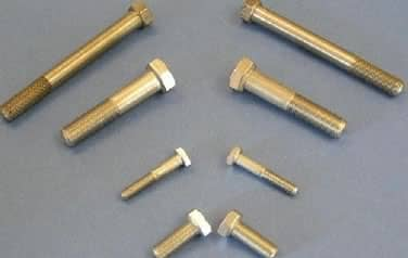 Fine Pitch Hex Bolts<br />18/304 Stainless
