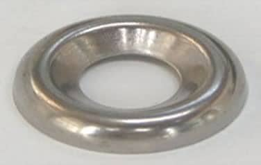 Finish Washers<br />18-8 Stainless Steel