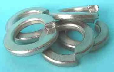 Lock Washers<br />316 Stainless Steel