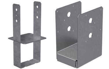 Post and Column Bases<br />Stainless Steel
