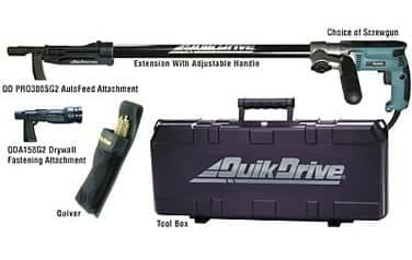 Quick Drive fastening System