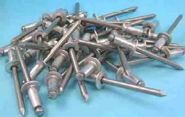 Pop Rivets<br />18-8 / 304 Stainless Steel