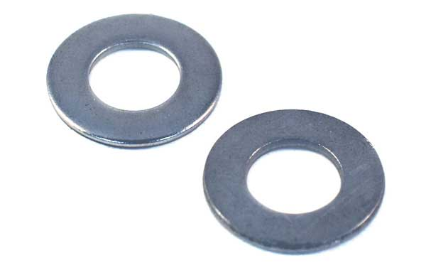 SAE Flat Washers<br />18-8 / 304 Stainless Steel
