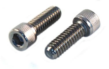 Socket<br />Head Cap Screws<br />18-8 / 304 Stainless Steel