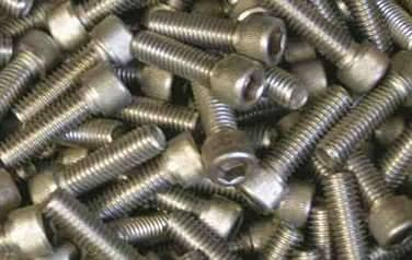 Socket<br />Head Cap Screws<br />18-8 / 304 Stainless Steel