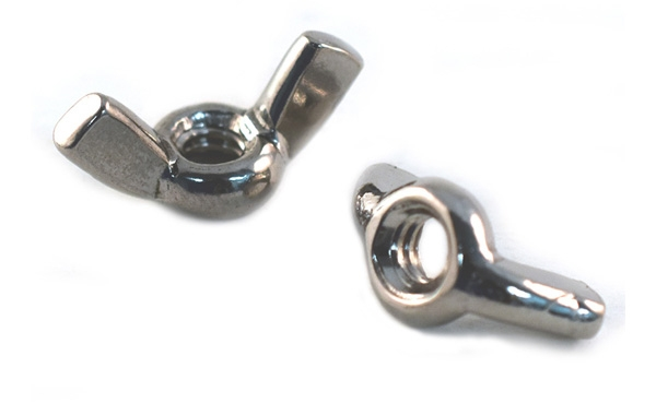 Wing Nuts<br />18-8 / 304 Stainless Steel