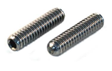 Socket<br />Set Screws<br />18-8 / 304 Stainless Steel