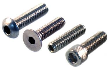 316 Stainless Steel Socket Cap Screws