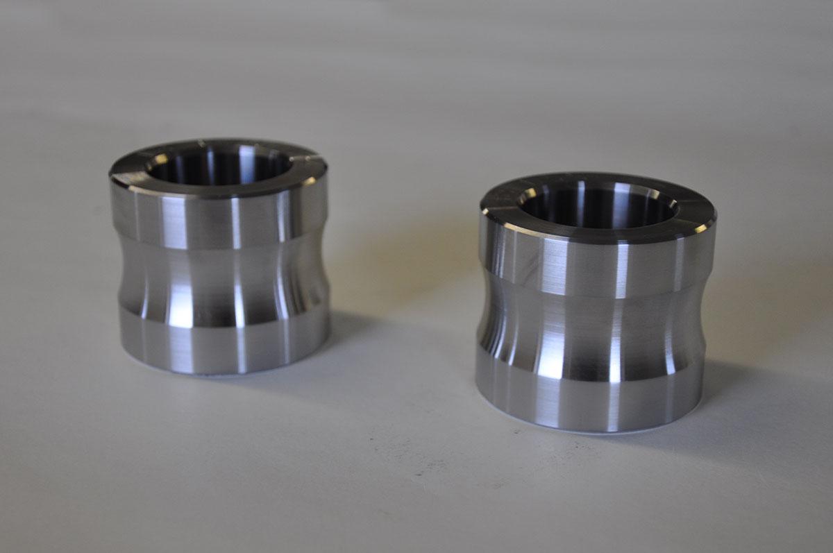 Machined Parts – Rollers