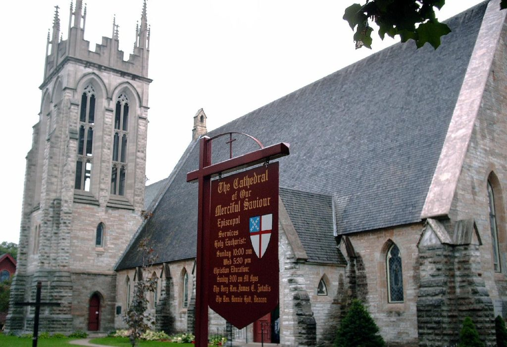 Cathedral Of Our Merciful Saviour