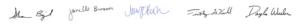 Suptertendent Signatures