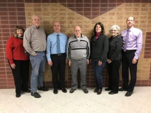 MISD board members