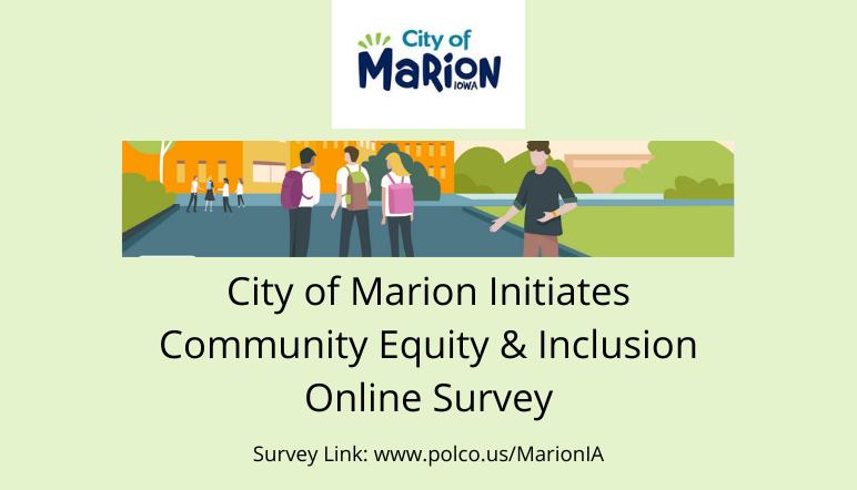 City of Marion Survey