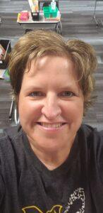 Mrs. Reisner no mask