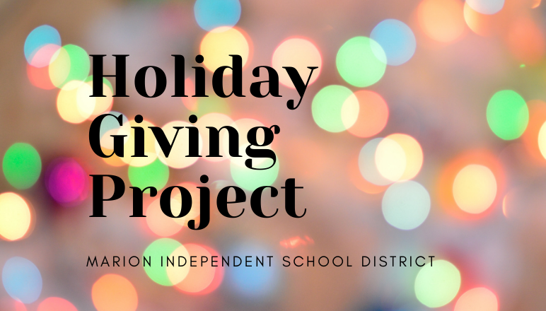 MISD Holiday Giving Project