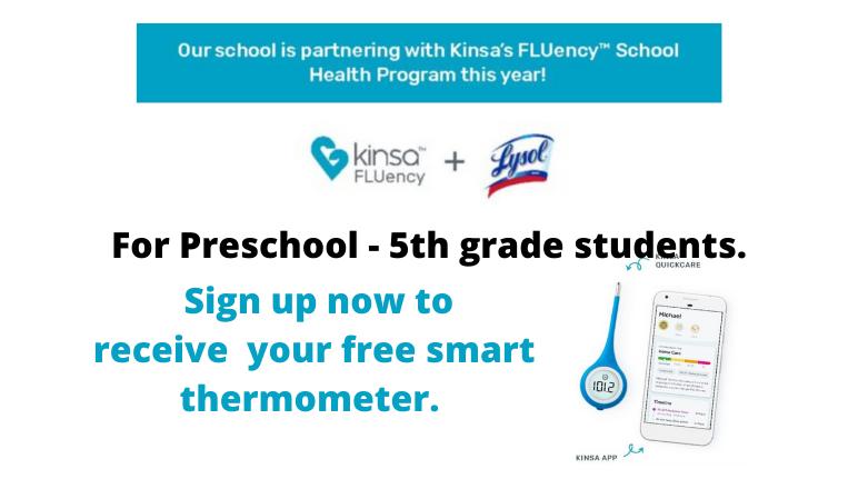 Kinsa Thermometer