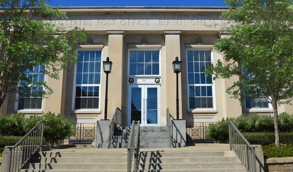 The Surnow Building - Birmingham, Michigan