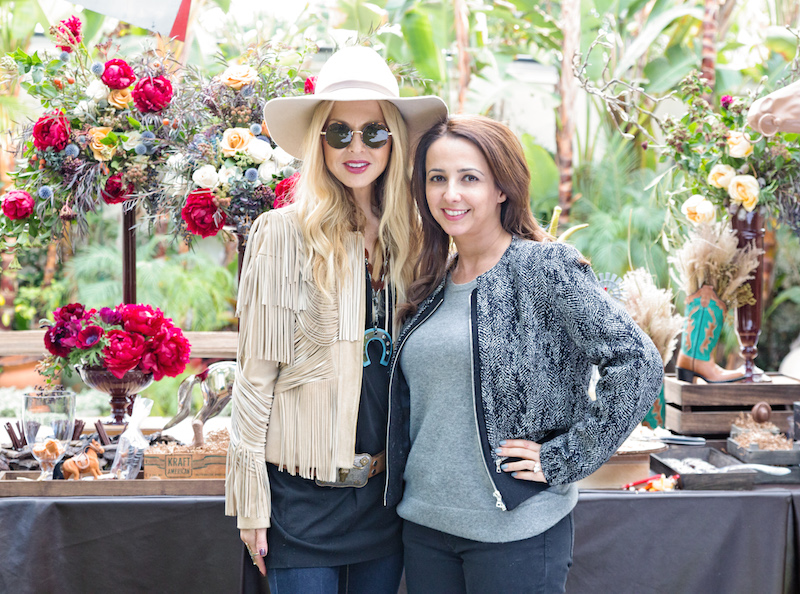 Rachel Zoe Candy Buffet, Marjaneh, Cowboy theme party