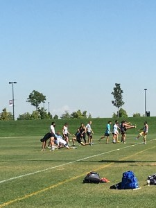 Day 1 Set- Warm-up 10 - Site Acclimation - Dicks Sporting Goods Park - NCAA Rugby Championship - Denver, Colorado.JPG
