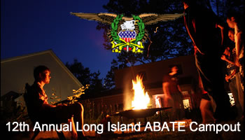 Long Island ABATE 12th Annual Campout