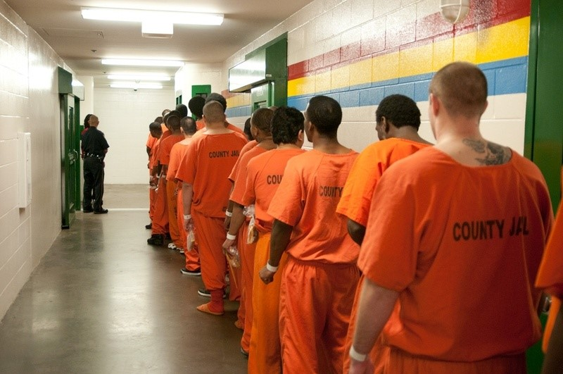 In Prison Ministry Jail, State & Federal